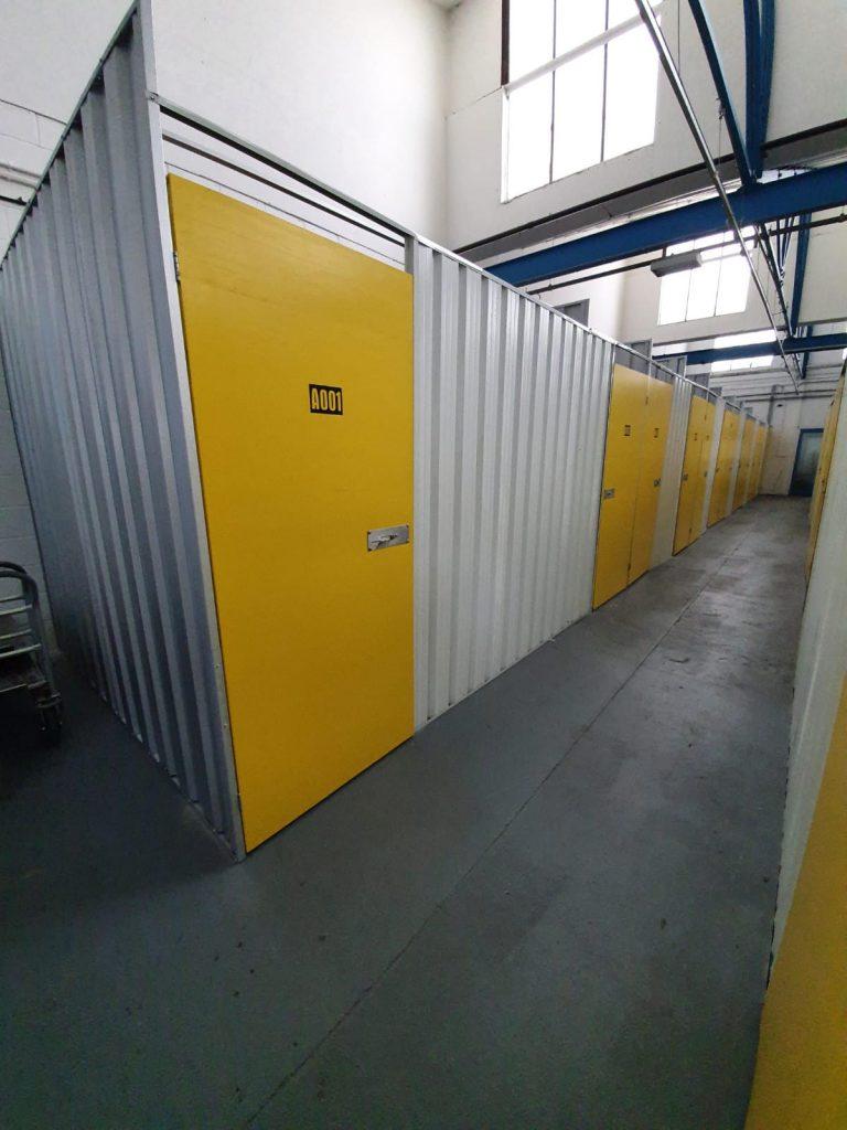 Storage in Warrington